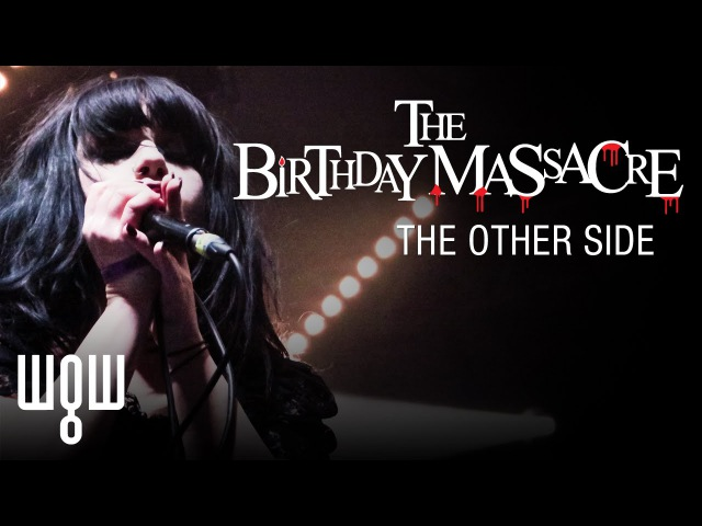 Whitby Goth Weekend - The Birthday Massacre - 'The Other Side' Live