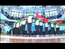 Семей қаласындағы Назарбаев Зияткерлік мектебі оқушыларының Алға Қазақстан атты флешмобы 2015