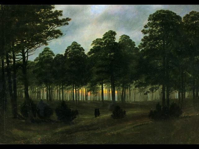 Robert Schumann. Gesänge der Frühe Op.133. 1853