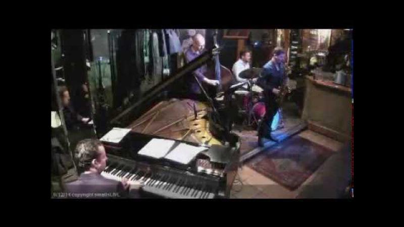 Dmitry Baevsky Quartet Live at Smalls Sept. 2014