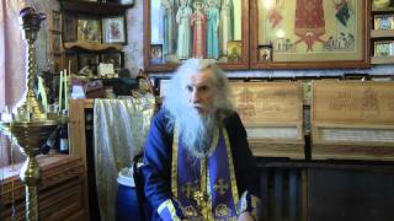 Батюшка Богдан - ответы на вопросы. Часть (23)