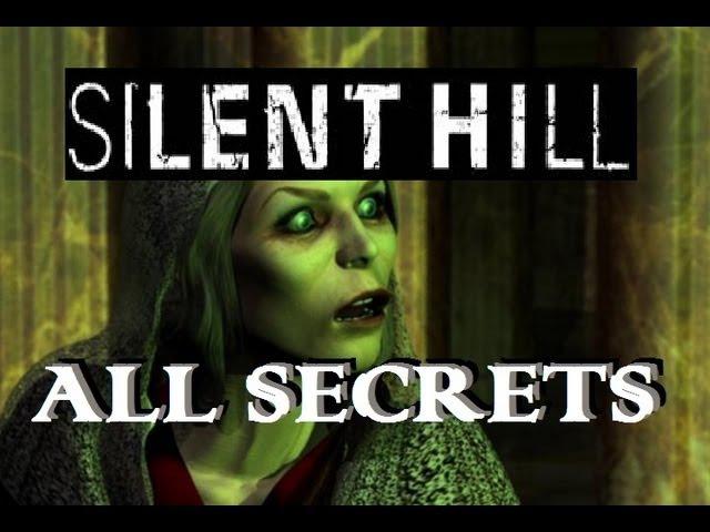 Silent Hill 1 Все секреты раскрыты