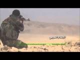 Бои в районе г Пальмира (Тадмор). Сирия