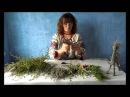 Мастер класс по изготовлению лошадки из трав и цветов Цветочная лошадка мотанка