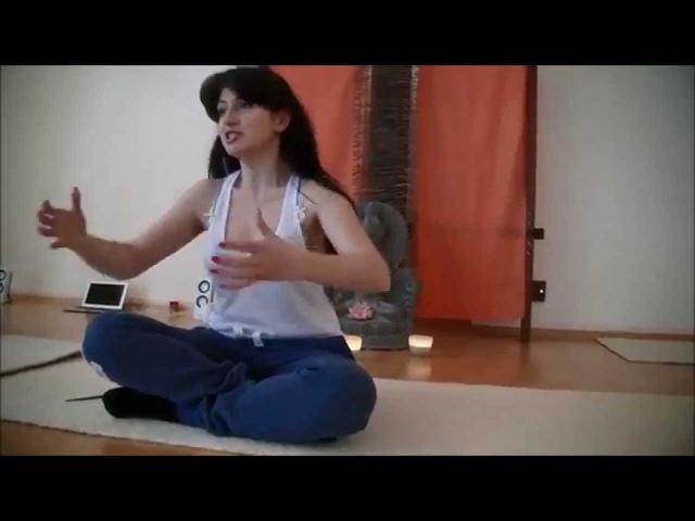 Активная медитация ОШО Чакровое Дыхание со Светланой Дубинской