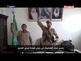 شاهد| قتلى وخسائر الجيش السعودي ودك مبنى قي&#