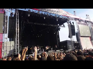 Hollywood Undead at AFTERSHOCK 2015
