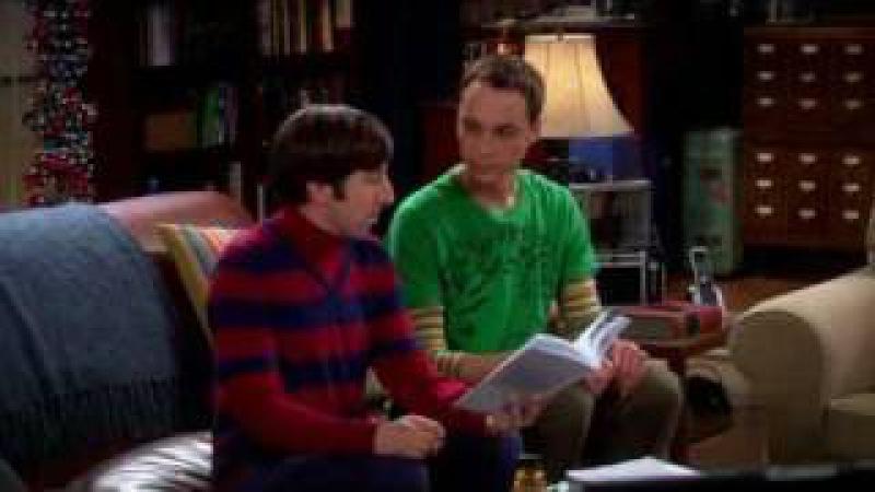 The Big Bang Theory / Теория Большого взрыва - Китайский язык