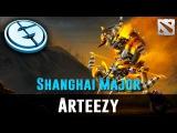 Arteezy Clinkz   Shanghai Major Dota 2