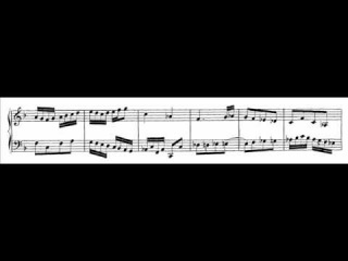 J.S. Bach - BWV 803 - Duetto No.2 F-dur / F major