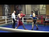Открытый ринг Кулак Ярости в Бауманке. hightlights