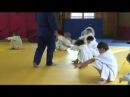 Lesson judo.Урок дзюдо для детей. Само страховка.Ukemi.