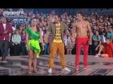Танцевальный батл на Майдане Александр против Юлии - Испытания 20 - Танцуют все 6 -...
