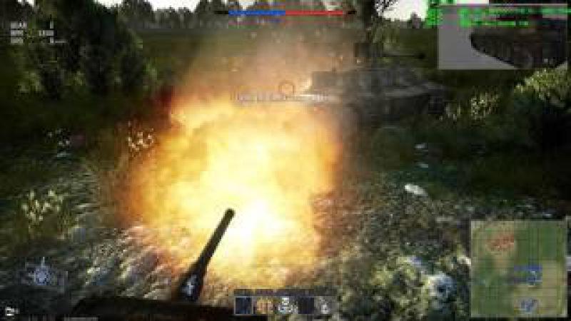 Т 50 уничтожил Tiger I War Thunder 10 29 2015 01 03 58 05
