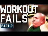 Best CrossFit and Workout Fails Compilation 2016