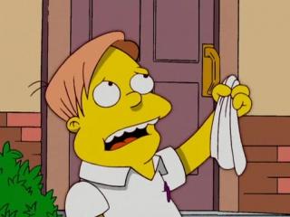 Симпсоны/The Simpsons (1989 - ...) Фрагмент (сезон 18, эпизод 7; русский язык)