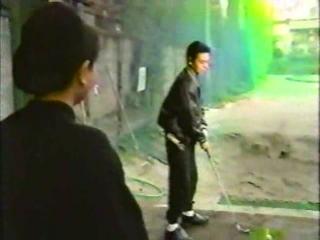 Gaki no Tsukai #058 (1990.11.20) - Golf confrontation prelude