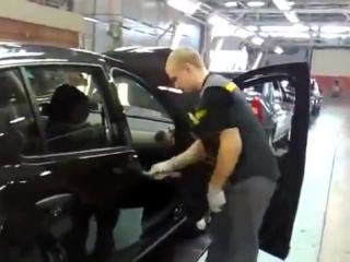 Сборка автомобилей в России японцы завидуют