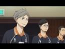 Haikyuu!!  Волейбол!! 2 Сезон 21 Серия (46) (JAM)