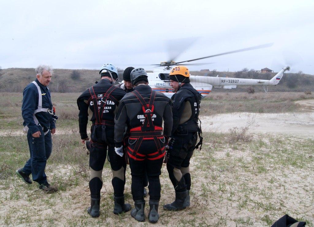 Донские спасатели не исключают паводок в Азовском районе