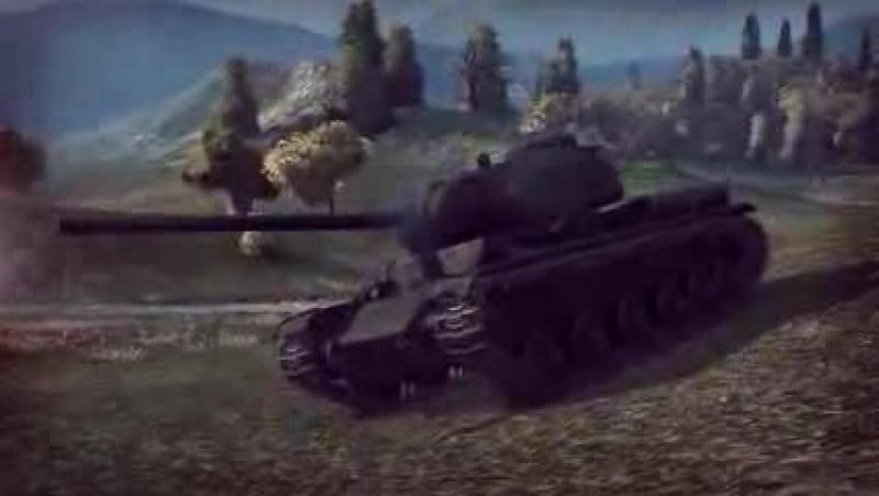 Тяжелый танк КВ 85 в 0 9 3 обзор от Evilborsh World of Tanks
