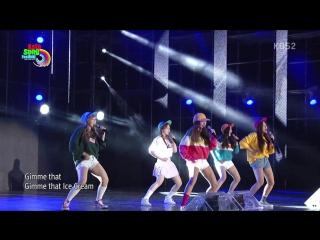 [2015.10.24] Red Velvet - Dumb Dumb| Asia Song Festival in Busan