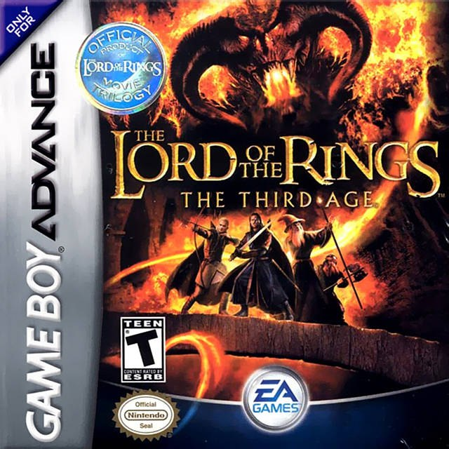 The Lord of the Rings: The Third Age (GBA)