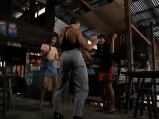 Кикбоксер | Kickboxer (1989) Танец Жан-Клода Ван Дама