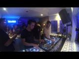 Steve Aoki, Dimitri Vegas, Like Mike, Laidback Luke &amp Junior Sanchez @ Caf