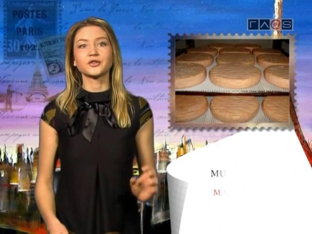 Урок № 19 Уроки французского языка Marie a Paris