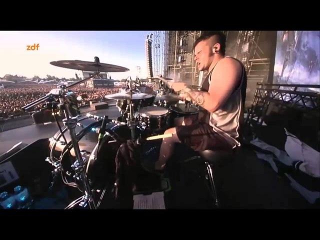 Trivium Live Wacken 2013 (improved audio) Full Show HD