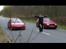 Golf III GTi vs Civic