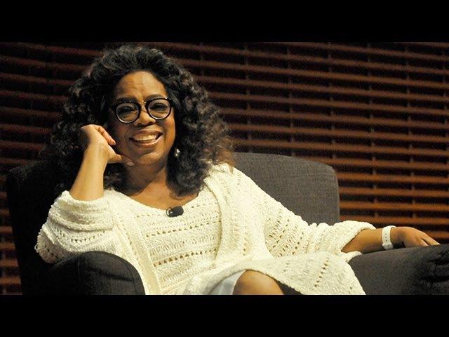 Stanford School ofBusiness    Oprah Winfrey on Career, Life, and Leadership