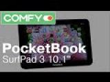 Видеодемонстрация планшета PocketBook SurfPad 3 10.1'' (PBS3-101-I-CIS) от Comfy