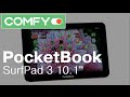 Видеодемонстрация планшета PocketBook SurfPad 3 10.1'' (PBS3-101-I-CIS) от Comfy