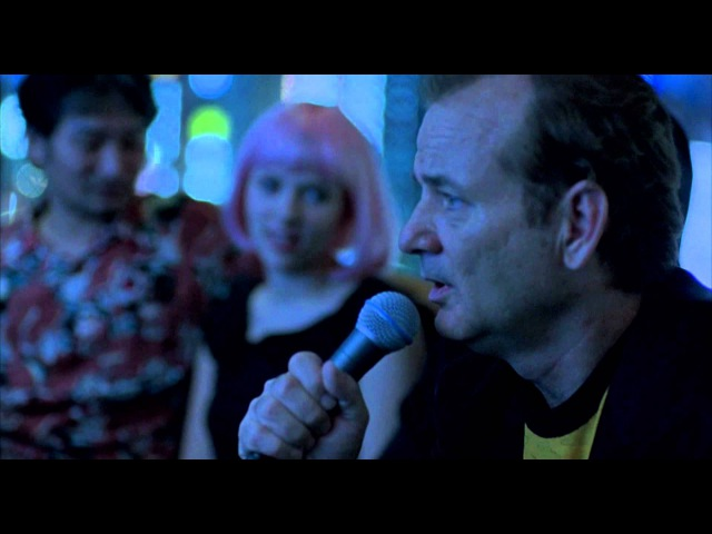Bill Murray - More Than This (Lost in Translation)