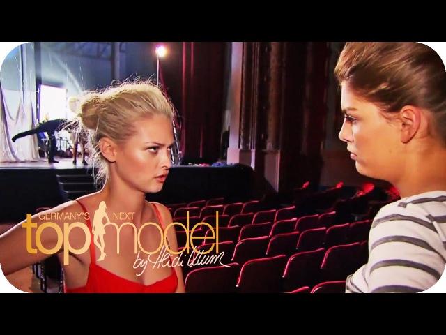 Gesunder Ehrgeiz oder zerfressen vor Neid? (Katharina, Darya) | Germany's next Topmodel 2015