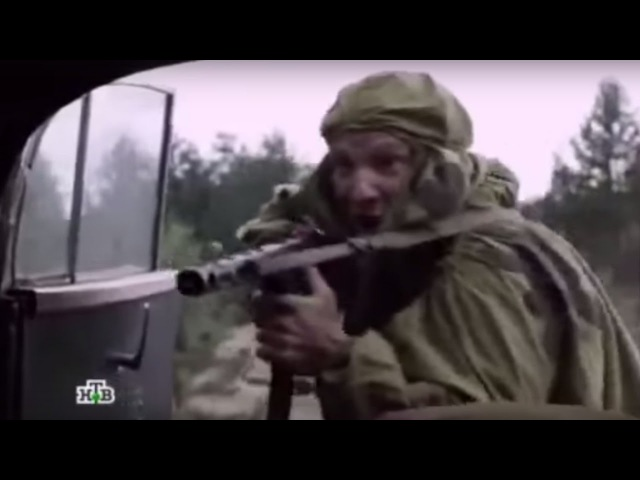 Белая ночь серия 2015 Русские боевики