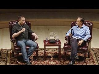 Elon Musk talks A.I. & Mars at FutureFest in Stanford (10.7.15)