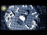 Лего Зомби, Привидения и Нед Фландерс в ночном кошмаре Гомера Симпсона