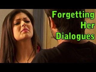 UNCUT   RK helps Madhubala in remembering her dialogues