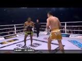 Муай тай Artem Levin vs Simon Marcus Glory 27. Засудили