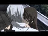 Вампирская любовь Зеро и Юки Vampire Knight
