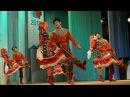 Ансамбль песни и танца «Ставрополье» на фестивале Золотой Витязь