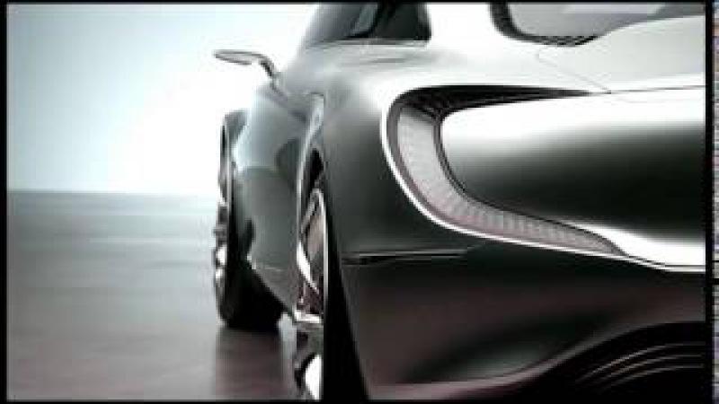 Водородный Mercedes Benz F125 концепт для Франкфурта 2011
