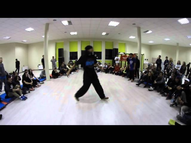 Хип Хоп Хата IV г Чернигов 1 8 final Ynek vs UzeeRock Dance HUB