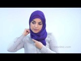 Dreadful Monday: A Quick Hijab Tutorial for the professional woman. #The_Glorious_She