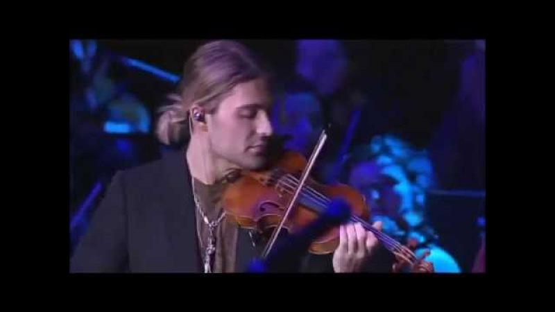 Дэвид Гарретт Зима Вивальди - David Garrett Winter The Four Seasons Vivaldi