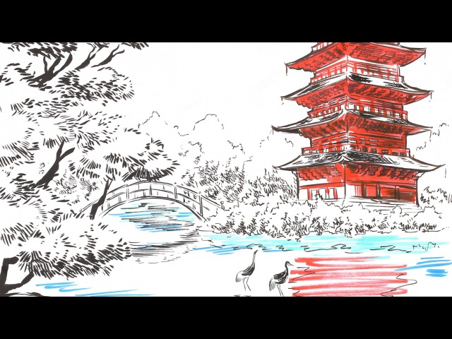 Sakura Pigma Brush Pens