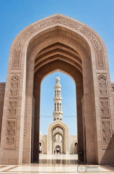 Неповторимая красота исламской архитектуры